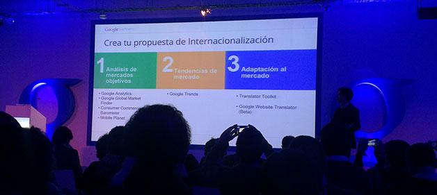 Internacionalización con Google